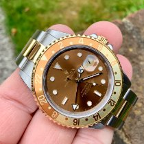 Rolex Gold/Steel 40mm Automatic 16713 pre-owned United Kingdom, Fleet