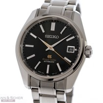 Seiko Steel 40mm Automatic SBGR083 pre-owned