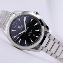 Omega 231.10.42.22.01.001 Steel 2019 Seamaster Aqua Terra 41.5mm new United States of America, New Jersey, Princeton