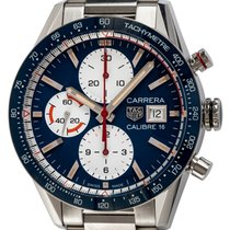 TAG Heuer Carrera Calibre 16 CV201AR.BA0715 new