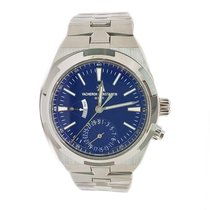 Vacheron Constantin Overseas Dual Time Steel Blue United States of America, Florida, North Miami Beach