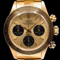 Rolex 6265 Zuto zlato Daytona 37mm rabljen