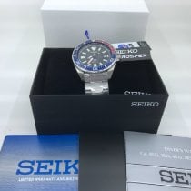 Seiko Steel Automatic SRPB99 K new