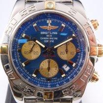 Breitling Chronomat 44 Gold/Stahl 44mm Blau Deutschland, Krefeld