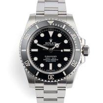 Rolex Submariner (No Date) 114060 2015 brukt