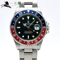 Rolex GMT-Master Acero 40mm Negro
