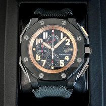 Audemars Piguet Royal Oak Offshore 26378IO.OO.A001KE.01 Sehr gut Keramik 48mm Automatik