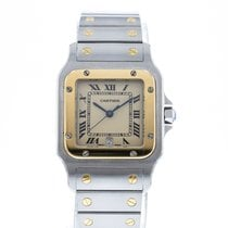 Cartier Santos Galbée Steel 29mm Champagne United States of America, Georgia, Atlanta