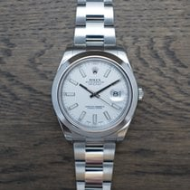 Rolex 116300 Steel Datejust II 41mm pre-owned United States of America, California, Marina Del Rey