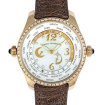 Girard Perregaux Or rose 41mm Remontage automatique 49860D52A occasion