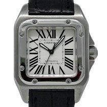 Cartier Santos 100 W20106X8 2011 rabljen
