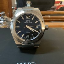 IWC Ingenieur AMG Steel 42.5mm Black Arabic numerals United States of America, New Jersey, Edison