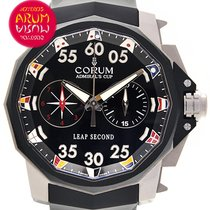Corum Admiral's Cup Leap Second 48 895.931.060371 2010 brukt