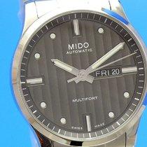 Mido Multifort Stahl 42mm Grau Deutschland, Berlin
