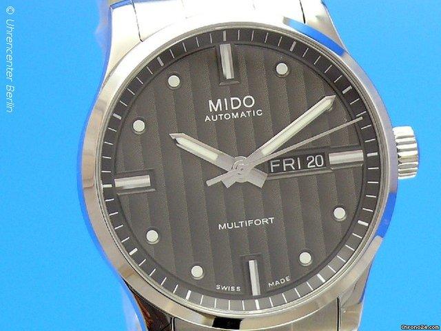 d540a314b27 Relojes Mido - Precios de todos los relojes Mido en Chrono24