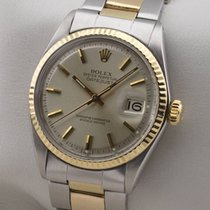 Rolex Datejust Edelstahl/ Gelbgold Oysterarmband Automatic...