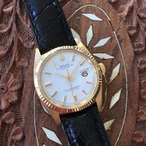 Rolex Vintage Datejust President White dial 18k gold 1973
