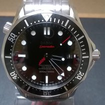 Omega Seamaster Diver 300 M James Bond 007 Collectors Piece