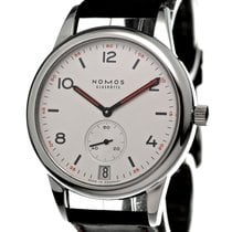 Nomos Club Automatic Date Ref-771 Stainless Steel Bj 2015