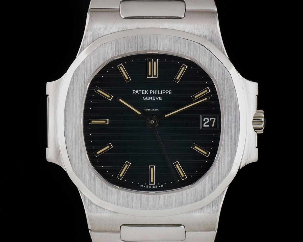 75f8b9ebe83 Patek Philippe Nautilus - Todos os preços de relógios Patek Philippe  Nautilus na Chrono24