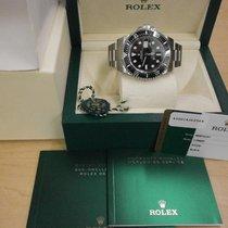 Rolex Seadweller 126600 S/s 43mm Red Letter Diver. Unworn