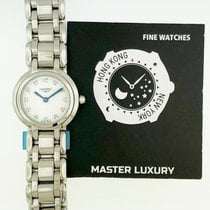 Longines PrimaLuna Steel 23mm Mother of pearl United States of America, New York, New York