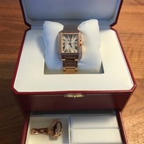 Cartier Tank Anglaise MM