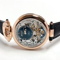 Bovet Rose gold 43mm Manual winding AI43005 new