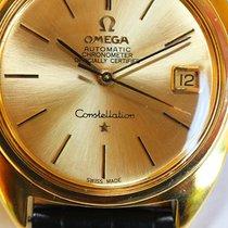 Omega Constellation Chronometer -/750 Gold
