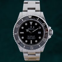 Rolex Sea-Dweller 4000, Ref. 116600, Full Set, LC100