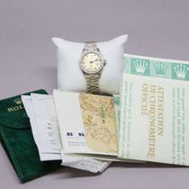Rolex Fehérarany Automata használt Lady-Datejust