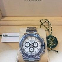 Rolex NEW Rolex Daytona 116500LN White Dial Stainless Steel -...