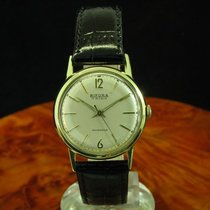 Bifora 32.7mm Manual winding pre-owned Champagne