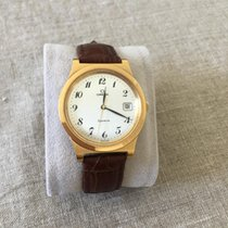 Omega Genève Yellow gold 34mm
