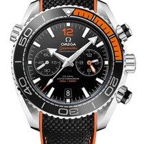 Omega 215.32.46.51.01.001 Acier Seamaster Planet Ocean Chronograph 45.5mm nouveau
