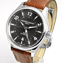 Frederique Constant Runabout Steel 42mm Black