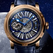 Louis Moinet Rose gold 43,2mm Automatic LM-45.50.MO new