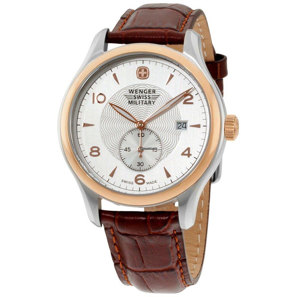 16bd298a24c7 Relojes Wenger - Precios de todos los relojes Wenger en Chrono24