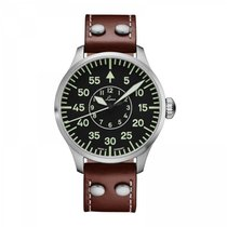 Laco Steel 42mm Automatic 861690.2 new