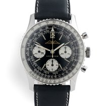 Breitling Navitimer pre-owned 41mm Chronograph Calf skin