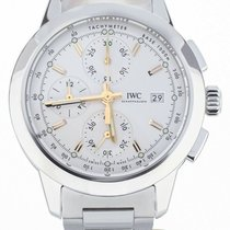 IWC Ingenieur Chronograph Steel 42mm White United States of America, Illinois, BUFFALO GROVE