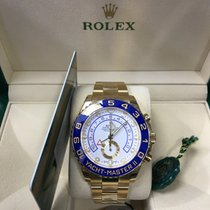 Rolex Yacht-Master II Yellow gold 44mm White No numerals United States of America, Florida, MIAMI