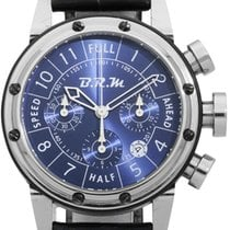 B.R.M Steel 43mm Automatic SK6 pre-owned