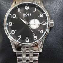 Hugo Boss Steel Quartz new