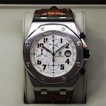 Audemars Piguet Royal Oak Offshore Chronograph Steel 42mm White Arabic numerals Malaysia, Kuala Lumpur