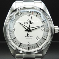 Eterna new Automatic 42mm Steel