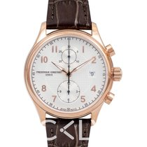 Frederique Constant Runabout Chronograph FC393RM5B4 new