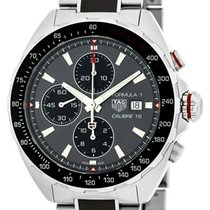 TAG Heuer Formula 1 Calibre 16 44mm Black United States of America, California, Los Angeles