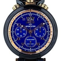 Bovet Gold/Steel 46mm Automatic SP0452-MA pre-owned United States of America, Illinois, BUFFALO GROVE