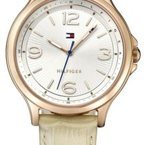 Tommy Hilfiger Gold/Steel 39mm Quartz new